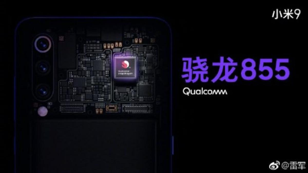 Está confirmado. Xiaomi Mi 9 vai ter o Snapdragon 855
