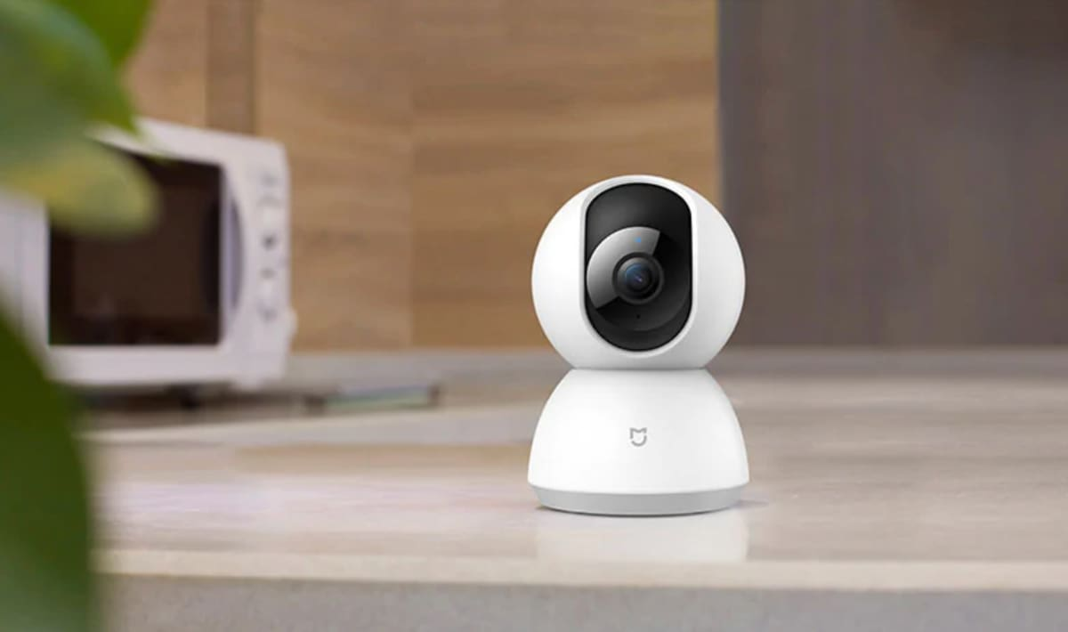 Protege a tua casa com esta câmara de segurança da Xiaomi