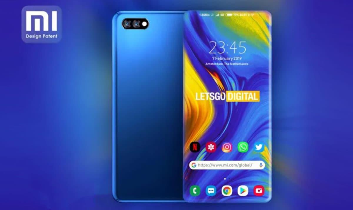 Xiaomi: Patente revela misterioso smartphone de sonho