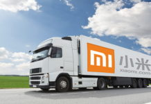 Xiaomi Truck