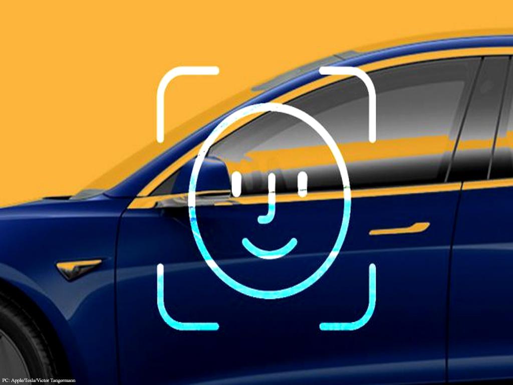 Abrir o carro com os olhos? A Apple está a pensar nisso