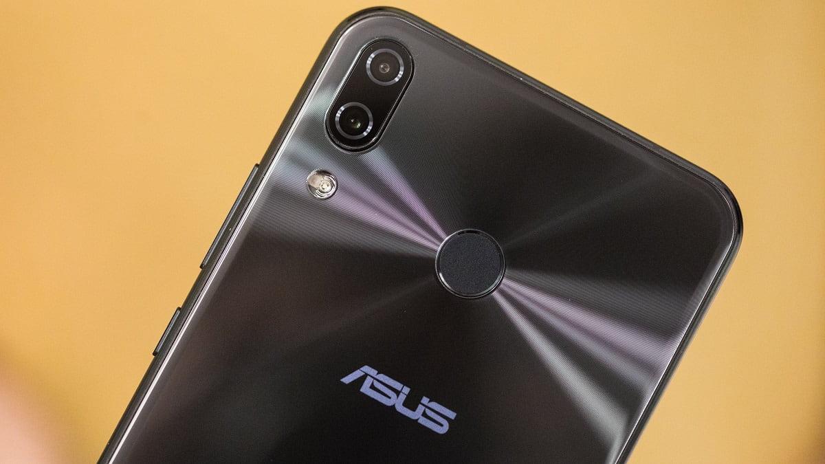 ASUS smartphones Android Pie