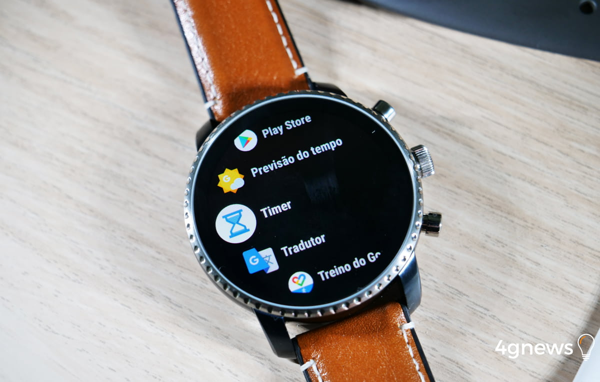 Smartwatch: Relógio da Google pode estar mais perto do que se pensa