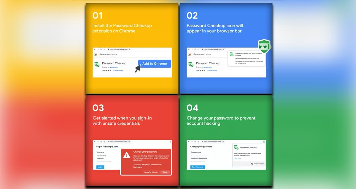 google chrome segurança