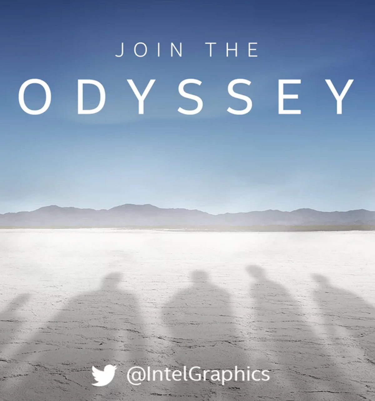 intel gpu the odyssey