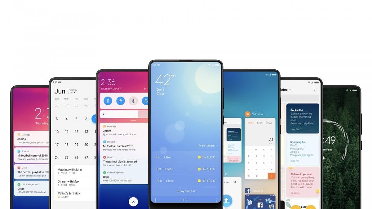 Xiaomi MIUI 10 Google Assistant