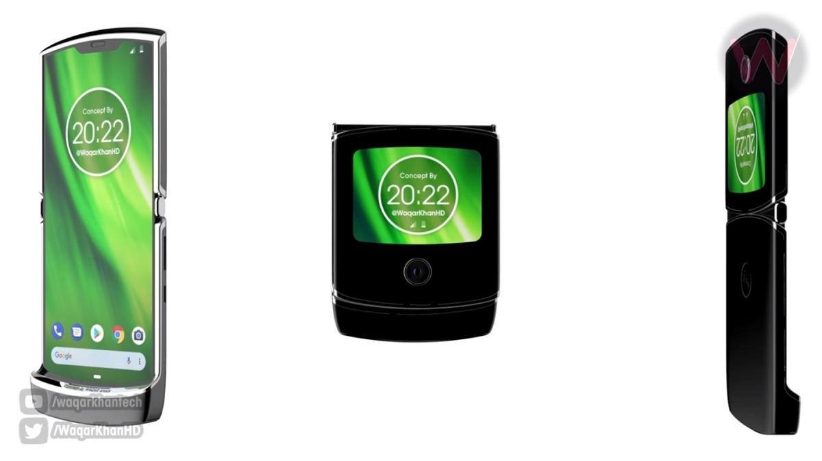 Motorola Moto RAZR 2019 smartphone