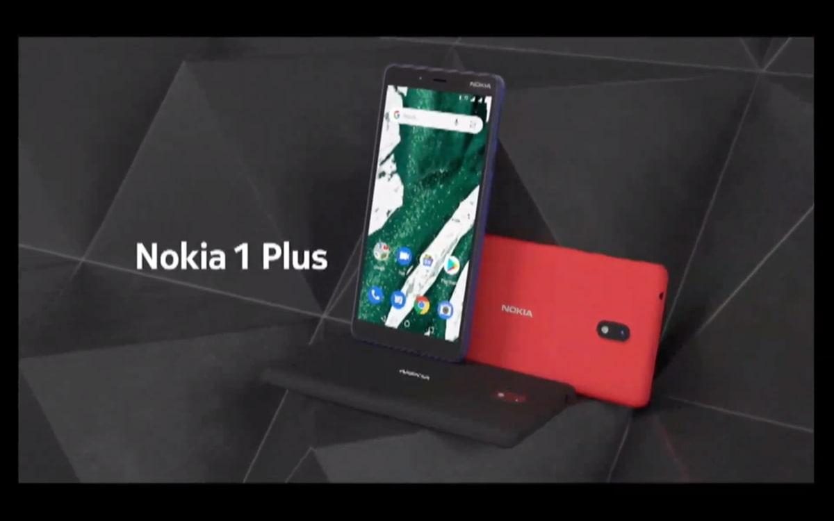 Nokia 1 Plus Android Go