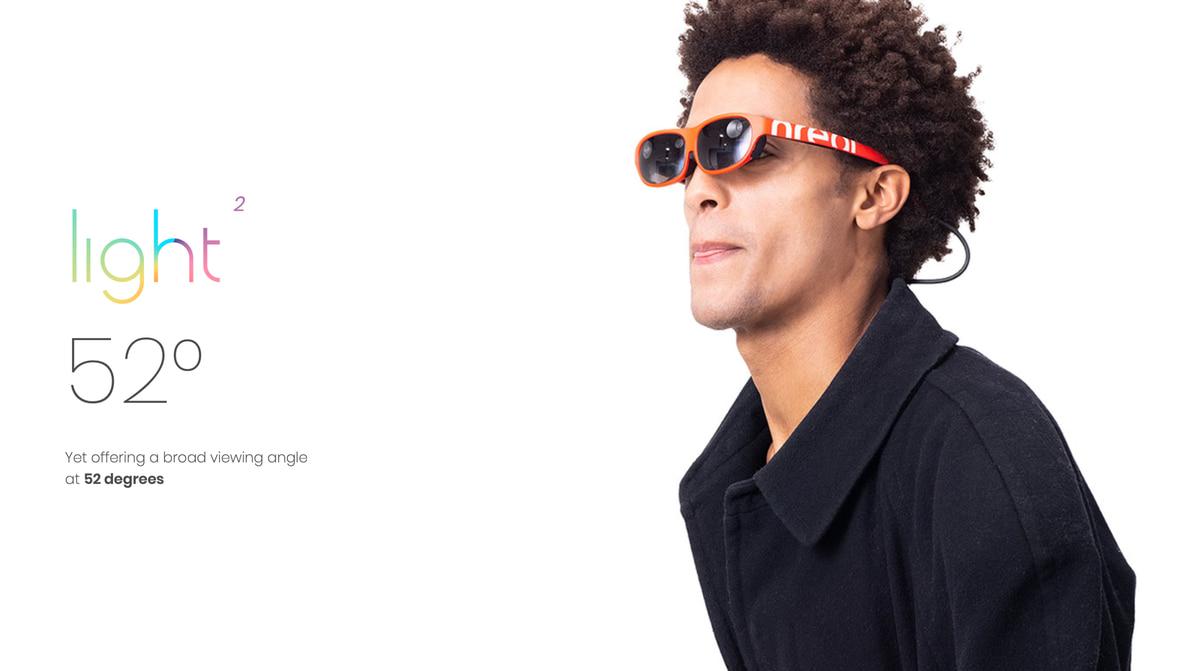 Serão estes os óculos inteligentes que usaremos no futuro? nreal light