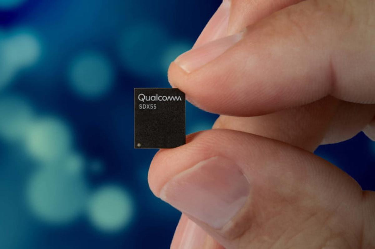Snapdragon X55 revelado: a solução 5G mais rápida do mundo