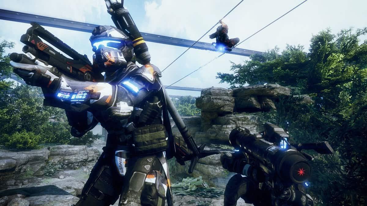 Para já, só temos confirmação do contínuo desenvolvimento em Titanfall
