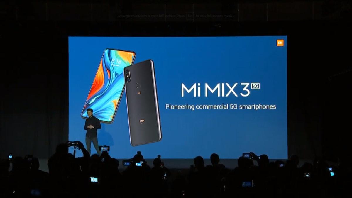 Xiaomi Mi Mix 3 5G: Primeiras impressões ao primeiro 5G da Xiaomi