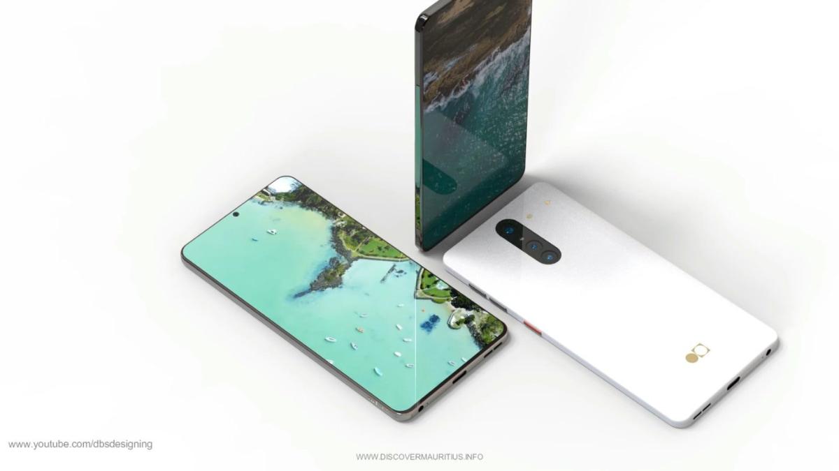Essential Phone 2 conceito