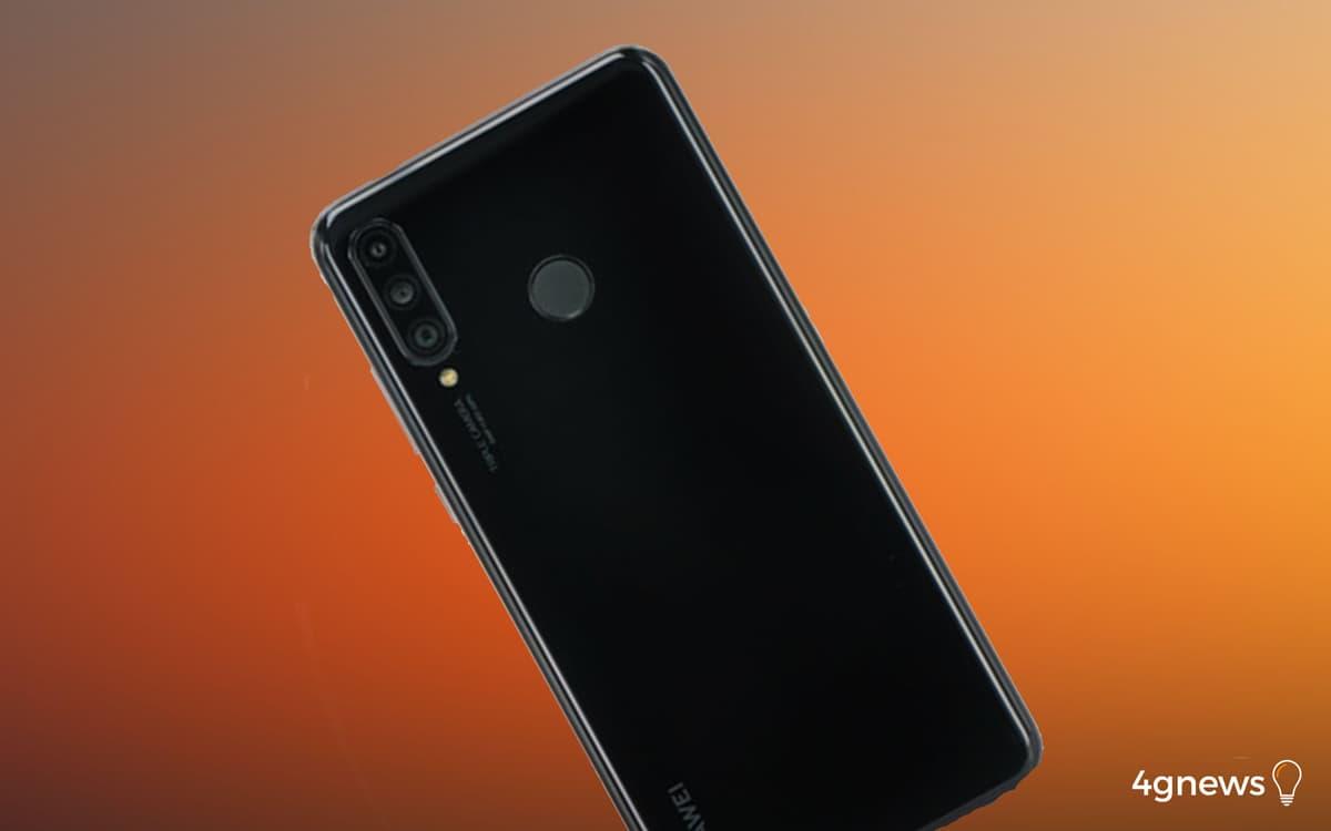 Mais detalhes das especificações do Huawei P30 Lite