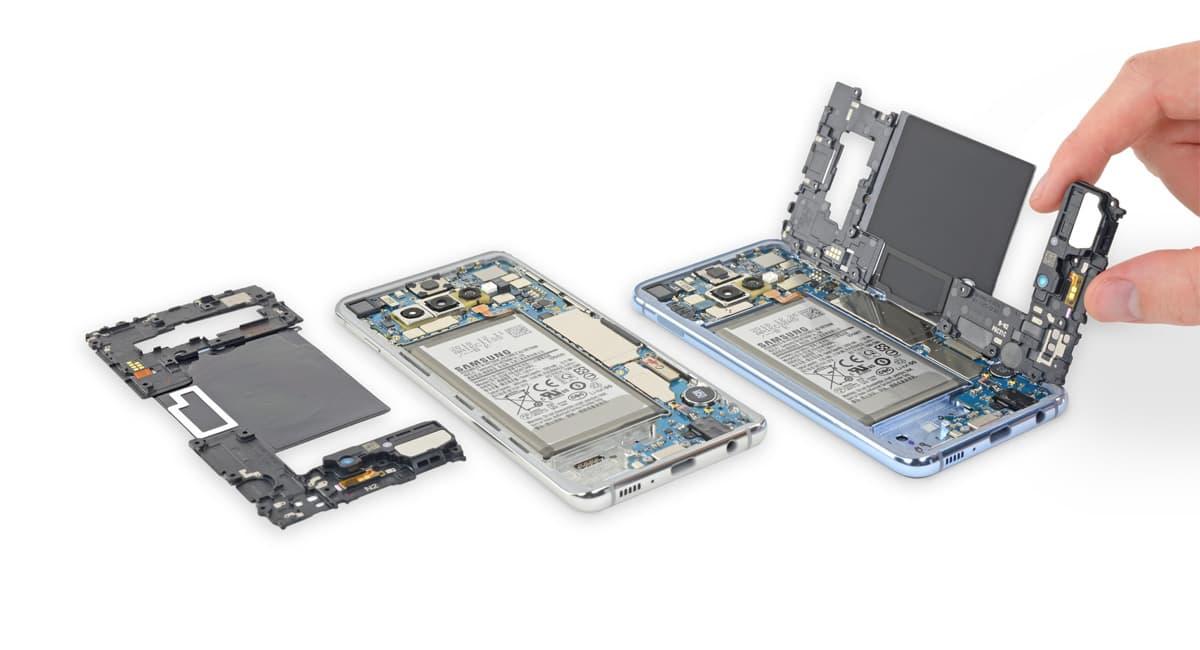 Samsung Galaxy S10 iFixIt