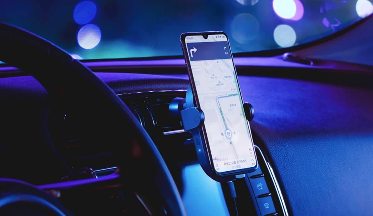 Este suporte do smartphone da Xiaomi para o carro é incrível!