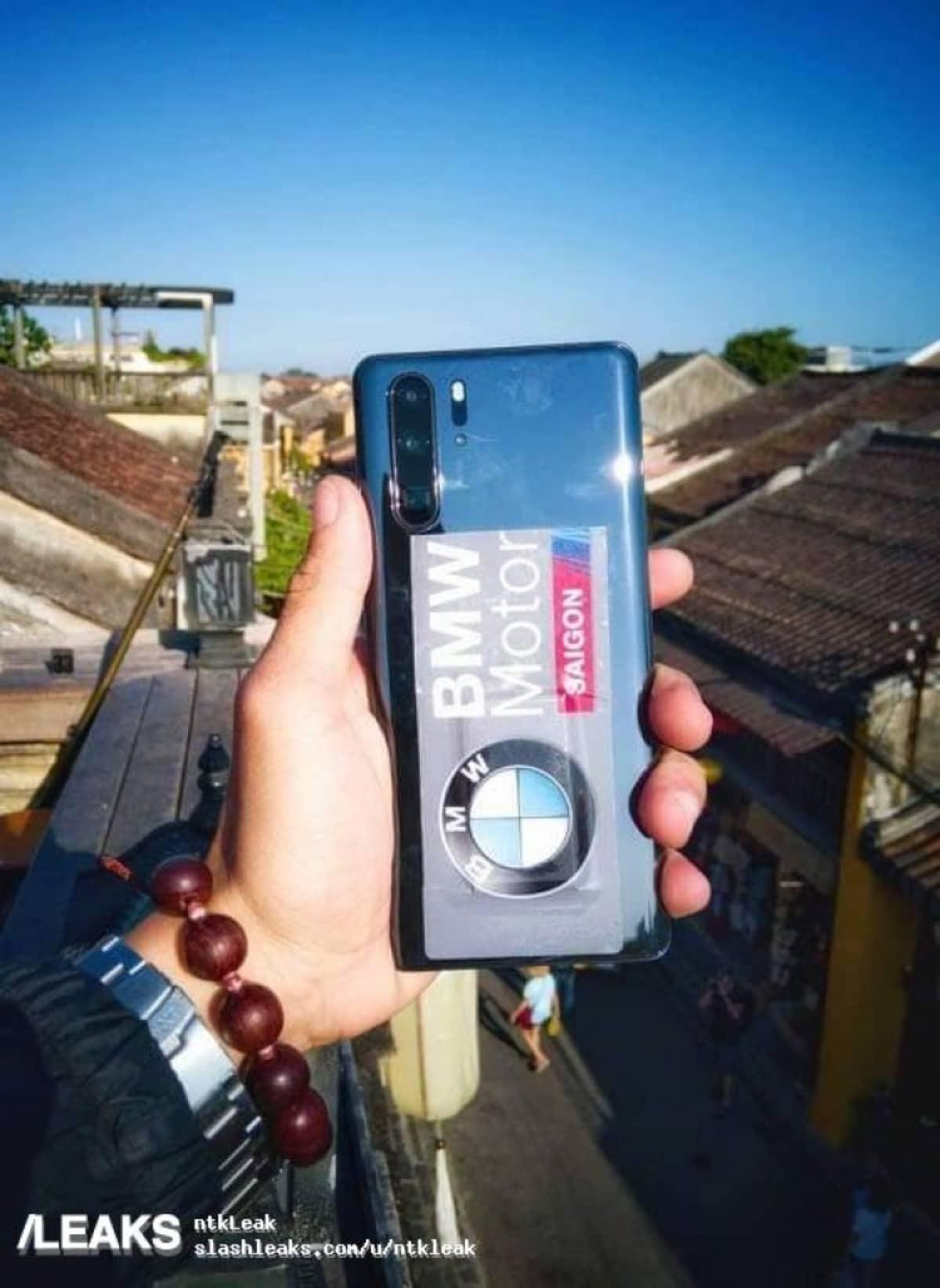 Leak: Huawei P30 Pro aparece em novas imagens